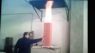 Komíny EFFE DUE - plamen v komínové tvarovce.