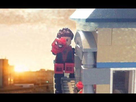 Lego Spider-man Обзор раритетного набора