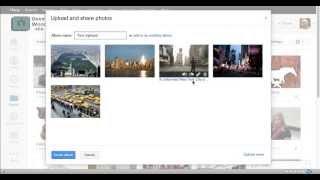 vuclip Insert a Google+ Photo Album into a Google Site