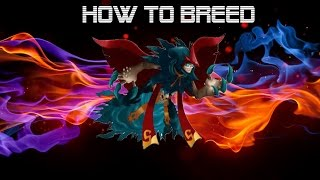 monster legends: how to breed darkzgul