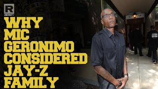Mic Geronimo Shares Why He Has So Much Respect For JAY-Z