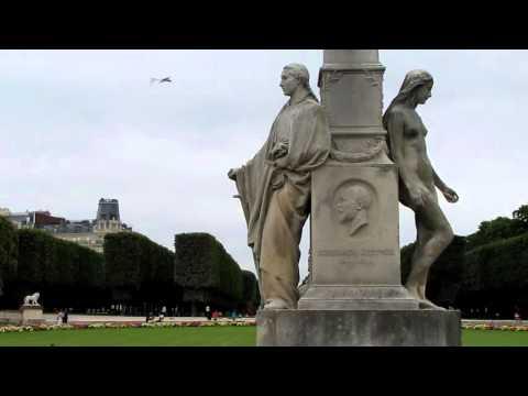Luxembourg Palace & Garden, Paris, France