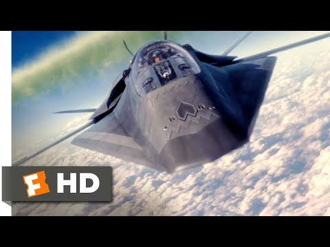 Stealth 2005   The Ring Of Fire Scene 8/10 | Movieclips