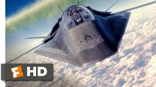 Stealth (2005) - The Ring of Fire Scene (8/10) | Movieclips