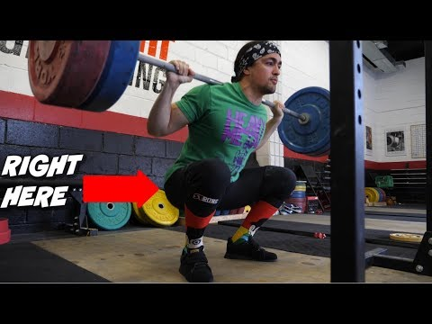 This Important Squat Tip EVERYONE Forgets