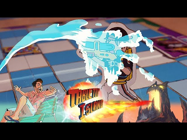 Tabletop Island Reviews: Hydro Soakers