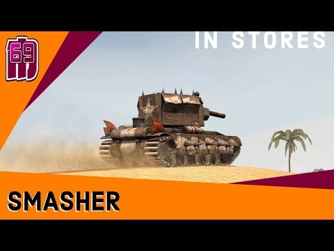 SMASHER - ITS BACK! BUT...