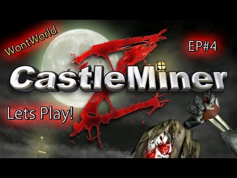 Castle Miner Z - Ep.4 Bloodstone And Dragon Slaying