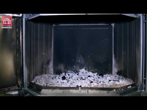 Как правильно мыть стекло печи\камина и чистка дымохода от компании Домотехника