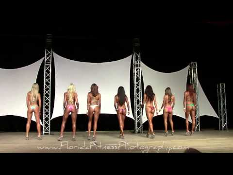 Bikini Competition Fort Lauderdale Cup Prejudging