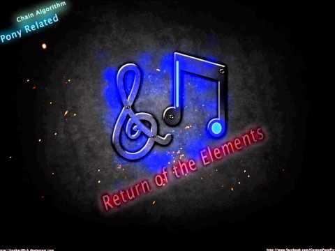 Chain Algorithm - Return of the Elements of Harmonics