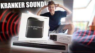 XXL SOUNDANLAGE! gekauft! (Traum geht in erfüllung! 😍)