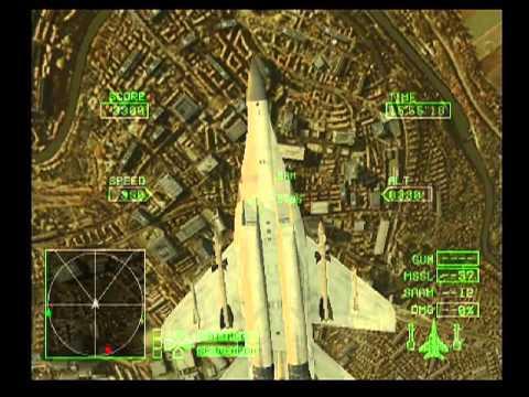 Let's Play Ace Combat Zero - Mission 6 - Diapason