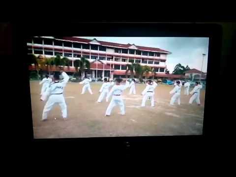 Teakwondo miri malaysia KTM 2016