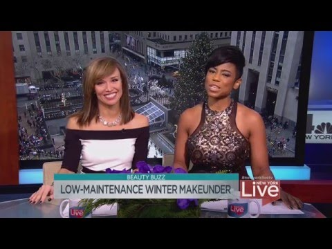"""Rita Hazan New York Live """"Winter Makeunder"""" 2015"""