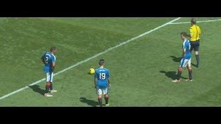 Hibernian 2- 6 Rangers 25/07/2015 | [English Commentary] | All Goals 720p HD