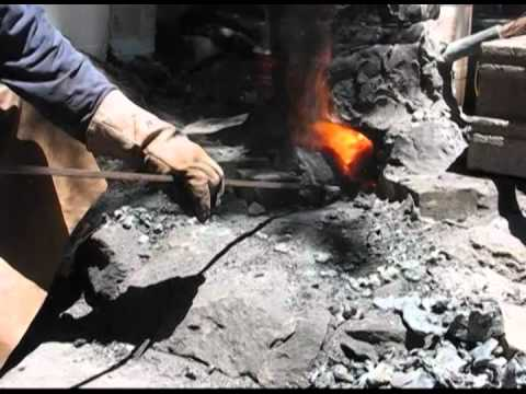 Smelting Steel