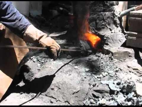 Smelting Steel