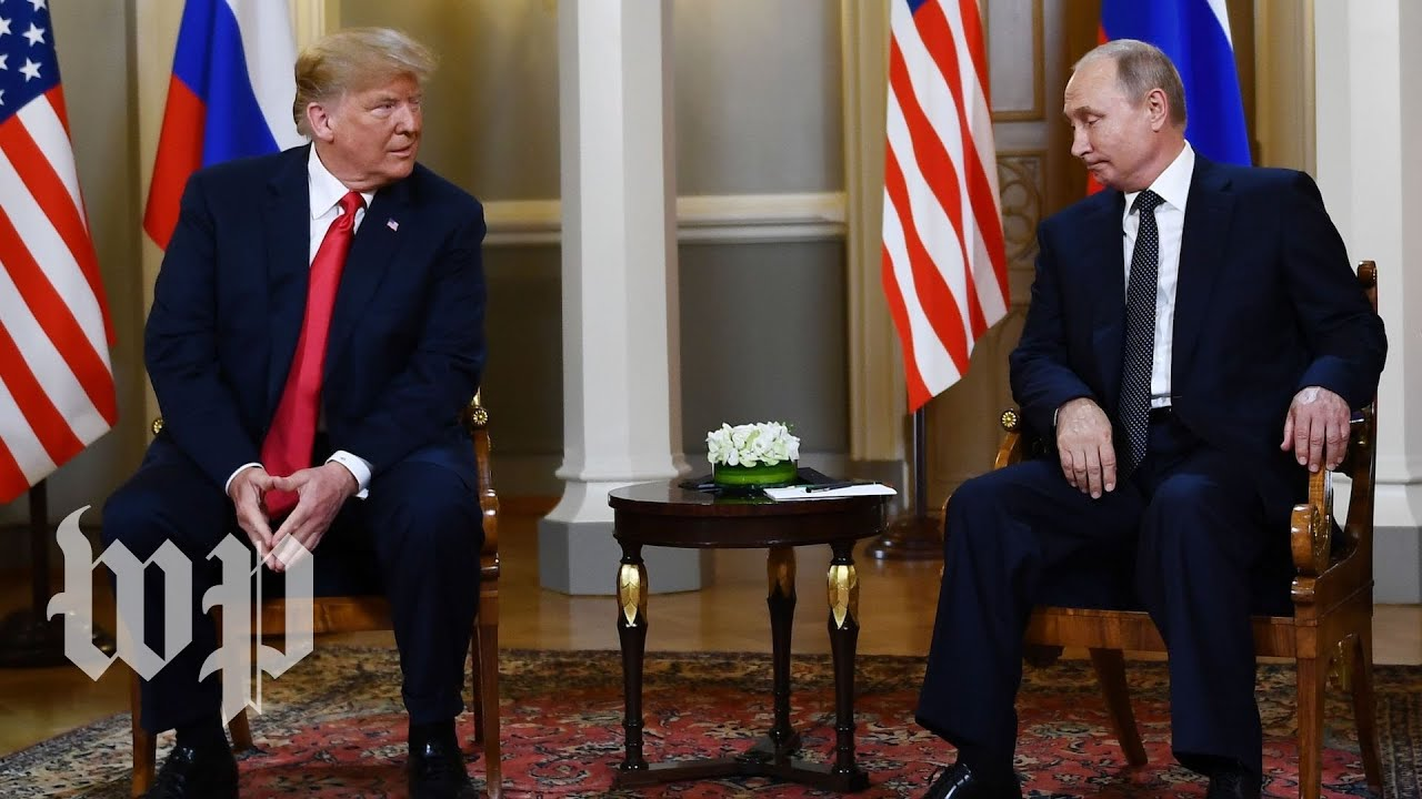 What we know about Trump and Putin's face-to-face meetings