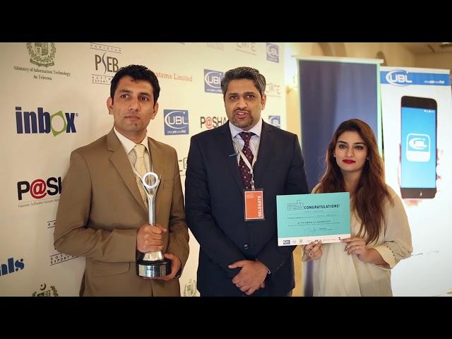 LMKT Map View at P@SHA ICT Awards 2017