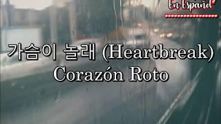 Subs Esp - Kr - Romaji  N.flying - Heartbreak