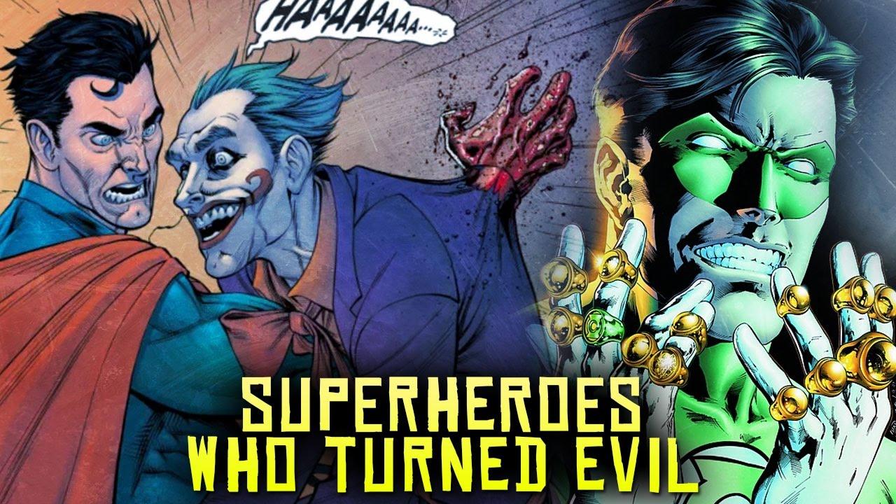 10 Marvel & DC Villains Who Turned GOOD! - YouTube