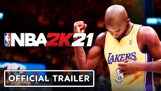 NBA 2K21 - Official MyTEAM: Enshrined Pack Trailer