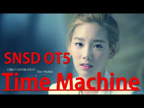 How would SNSD OT5 sing Time Machine by Girls' Generation