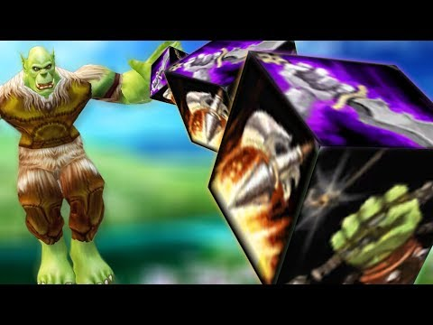 World Of Warcraft...But With Random Abilities And Item Drop PvP (Part 1-5)