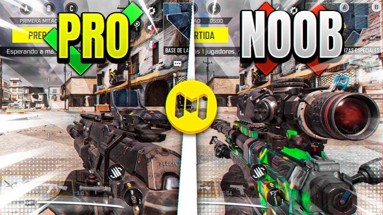 SAIA do NOOB para PRO PLAYER em UMA SEMANA, assista esse vídeo! - COD MOBILE / Call of Duty:Mobile
