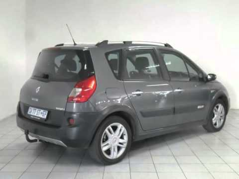 2008 renault scenic 2 0 navigator m t auto for sale on auto trader south africa youtube. Black Bedroom Furniture Sets. Home Design Ideas
