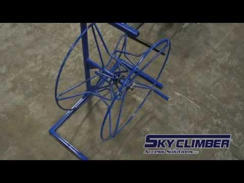 Homemade Wire Winder Doovi