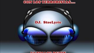 VERSION 3ª - SUPER HITS 2013 - CON LOS TERRORISTAS 2013 - HARLEM SHAKE VS DJ STEELYRIC.