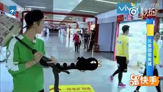 170222/keep Running HÀm ĐỒng Cp: Luhan Guan Xiao Tong  Cut 1