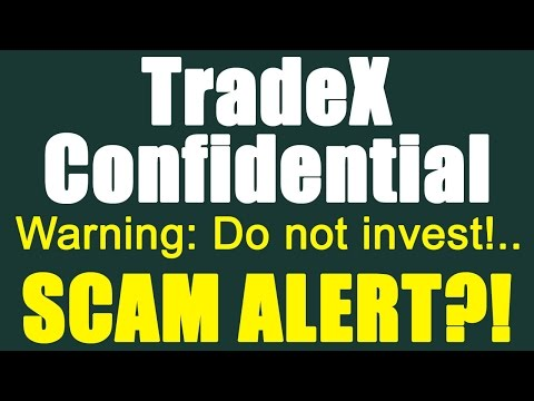 TradeX Confidential Review - Yet Another Scam Or A Legit Piece Of Software? Truth Exposed!