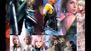 Final Fantasy Compilations Meaning   Vincent Valentine EX Turk Offical Channel