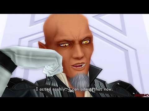Kingdom Hearts 2.8 FCP - KH Dream Drop Distance HD: English - Part 18: Final Bosses + Ending