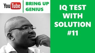Next question | IQ test | IQ question with answer 11