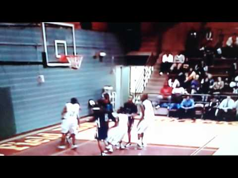 Jeremy Mobley high school highlights A. Maceo Smith #1