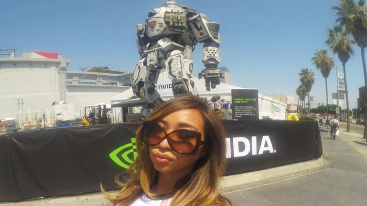 E3 2014 Sneak Peek! ♡ @ArikaSato - YouTube