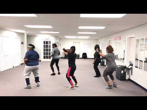 Twerk Line Dance