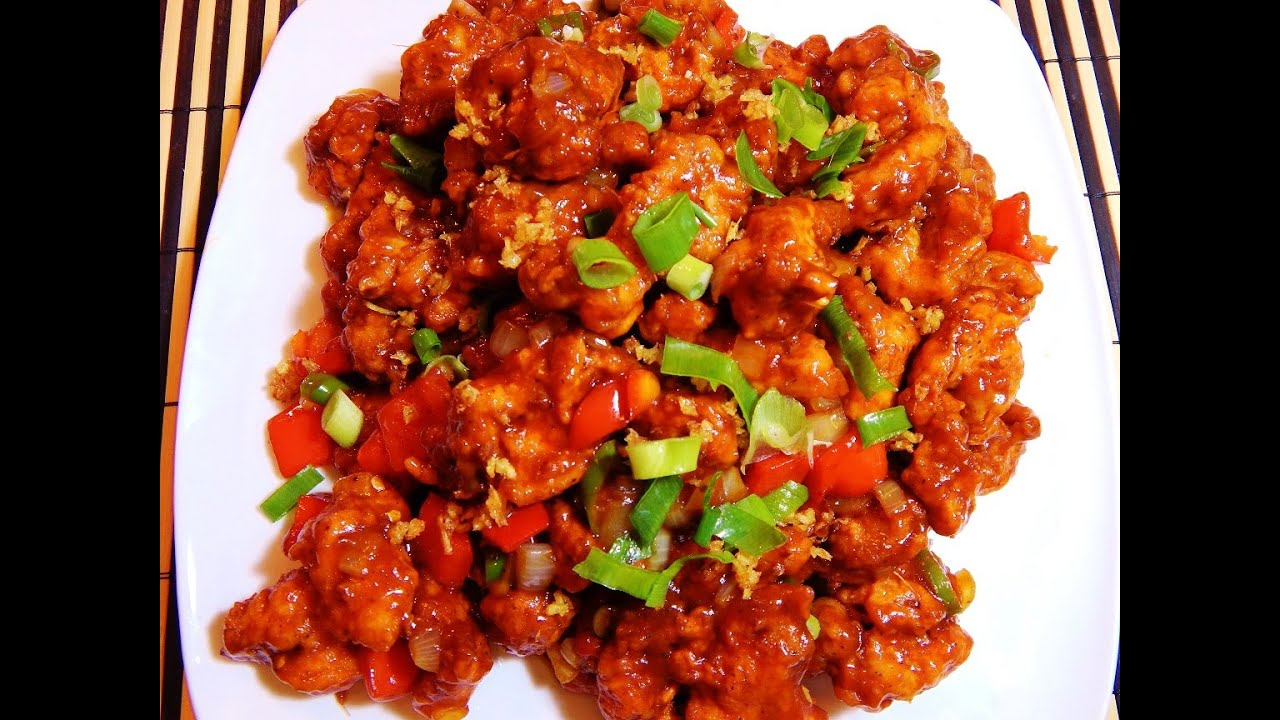 Restaurant style chicken manchurian youtube forumfinder Image collections