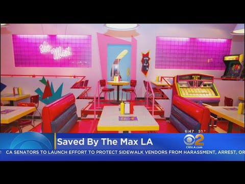 Reservations Begin For 'Saved By The Bell' Pop-Up