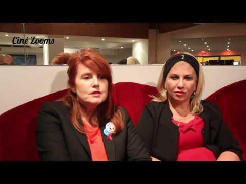 LE CIEL ATTENDRA - Interview : MARIE-CASTILLE MENTION-SCHAAR et DOUNIA BOUZAR streaming vf