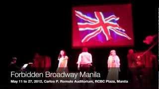 Forbidden Broadway Manila