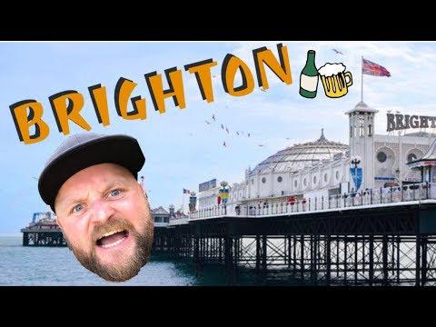 Brighton Birthday | Arron Crascall