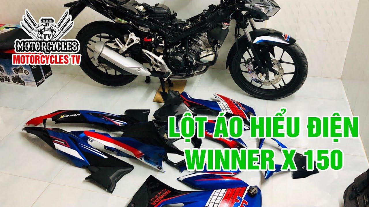 Video 329: Hướng Dẫn Tháo Dàn Áo Winner X Và Sơ Lược Hệ Thống Điện | Motorcycle TV