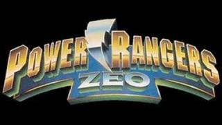 Power Rangers Zeo Special Edition Theme Tune