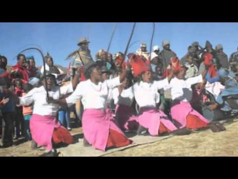 Lesotho Happiness - Lesotho PCV Jeff Duck & Alicia Carter