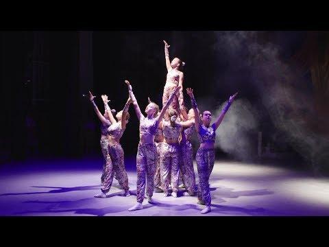 """Юбилейный концерт ансамбля танца """"Экситон"""". Камышин 12 декабря 2019 г. 3 часть."""
